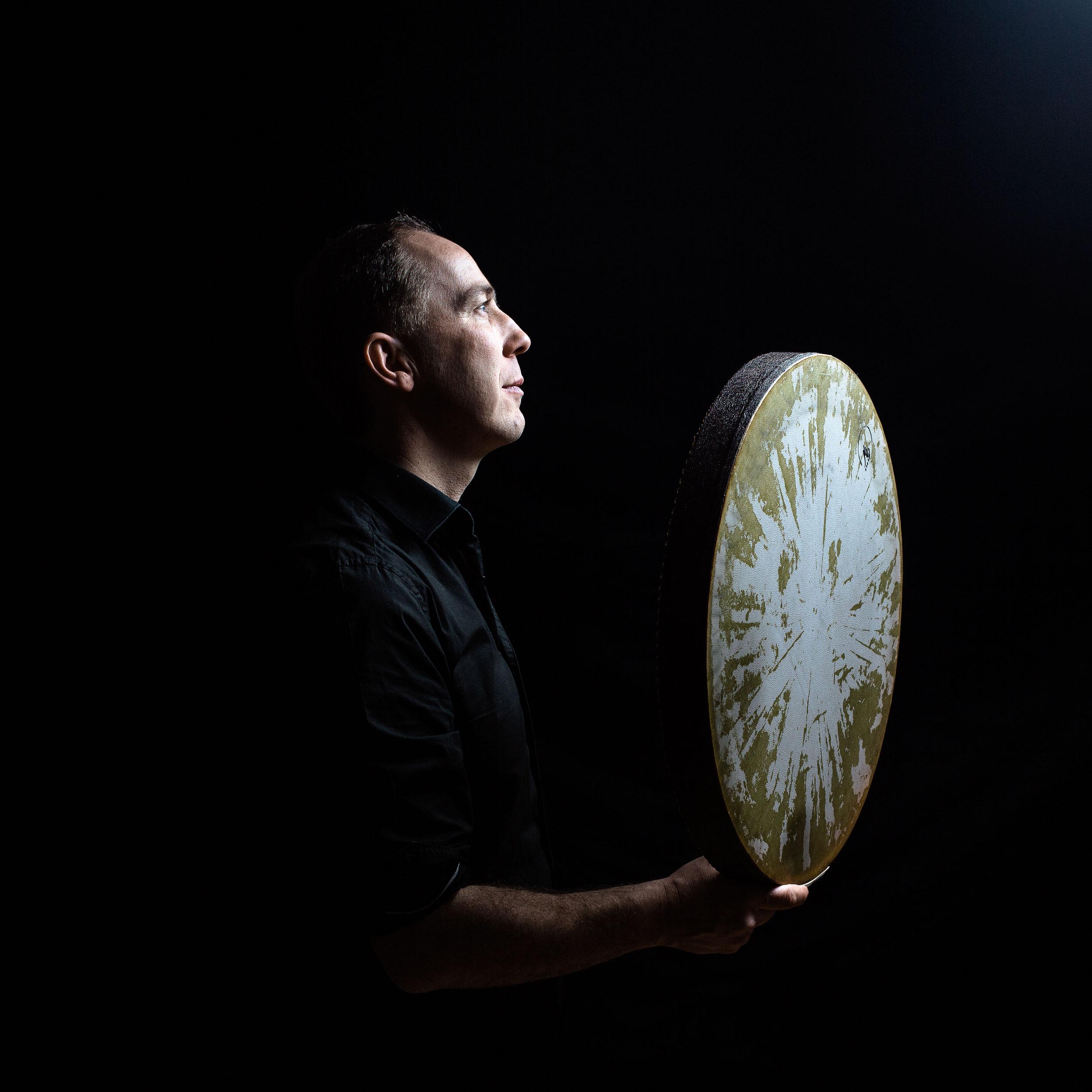 Fabien Guyot - percussions