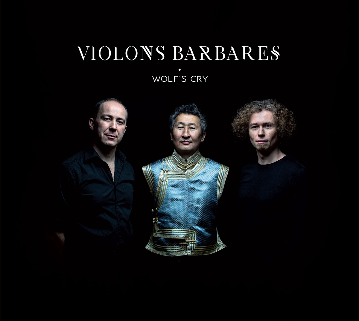 Violons barbares - Wolfs Cry CD 2018